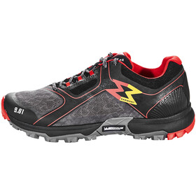 Garmont 9.81 Fast Shoes Men Dark Grey/Red